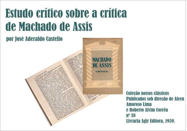 Estudo_crítico, José Aderaldo_Imagem